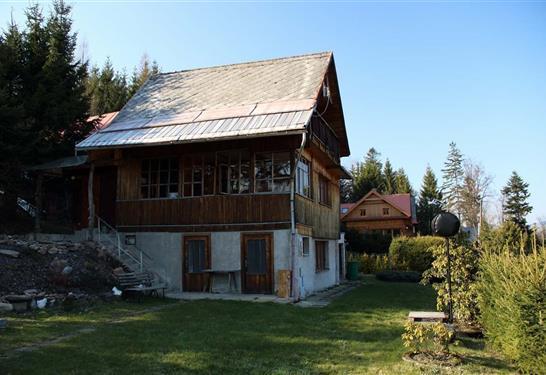 Chata Pastviny - Pastviny - Ubytování Orlické hory