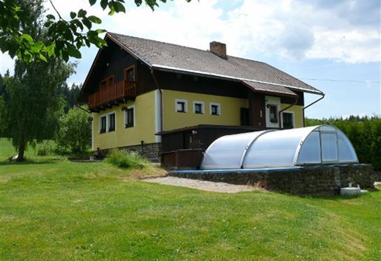 Chata U nás - Zdíkov - Ubytování Šumava