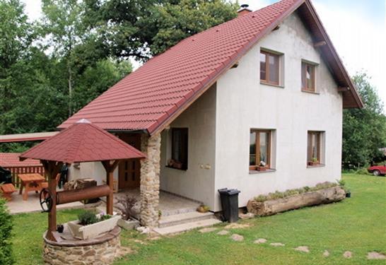Chata Dolní Kladiny Zachotín