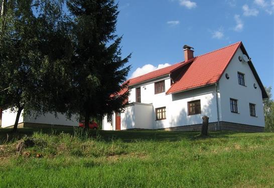 Chata Na horách - Jestřabí v Krkonoších - Ubytování Krkonoše