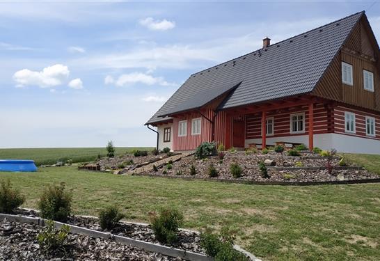 Chalupa Sluníčko - Ohnišov - Zimní dovolená a zimní prázdniny v Orlických horách