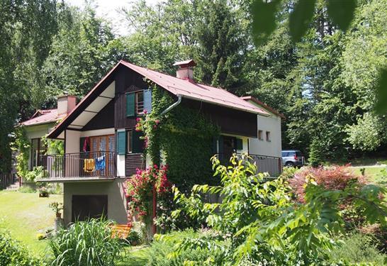 Chata Rekreační zařízení Čeřínek - Cejle - Zimní dovolená a zimní prázdniny na Vysočině