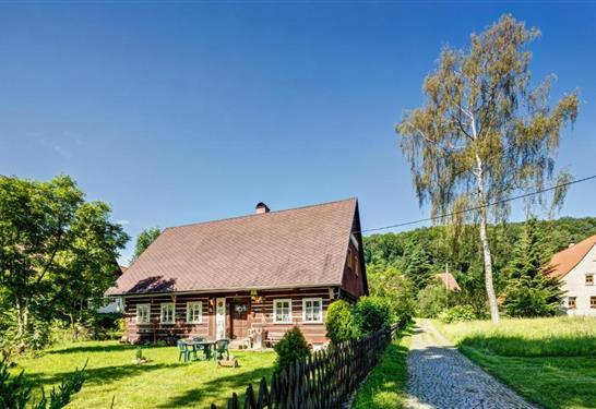 Chalupa ROUBENKA JAVOR - Teplice nad Metují - Ubytování v Adršpachu