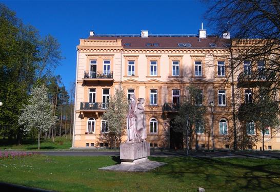 Apartmán(y) Mattoni Františkovy Lázně