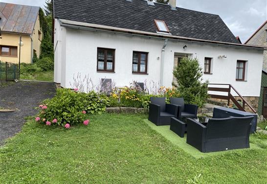 Rekreační dům Pohoda Jiřetín pod Jedlovou