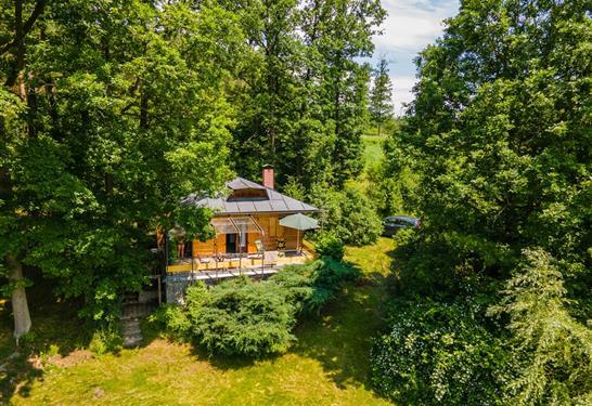 Chata Na samotě u lesa a řeky - Tasov - Vysočina s recenzemi