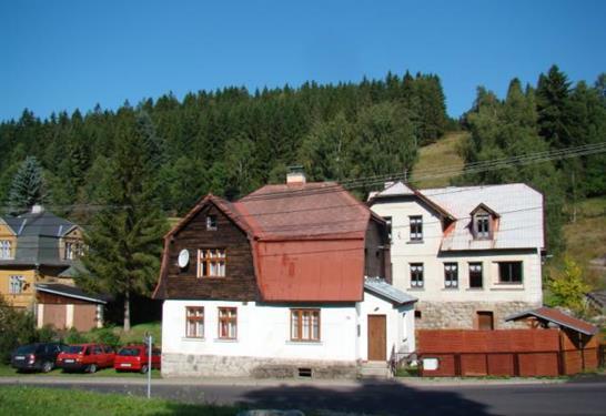 Chalupa Pod sjezdovkou - Nové Hamry - Ubytování Karlovy Vary