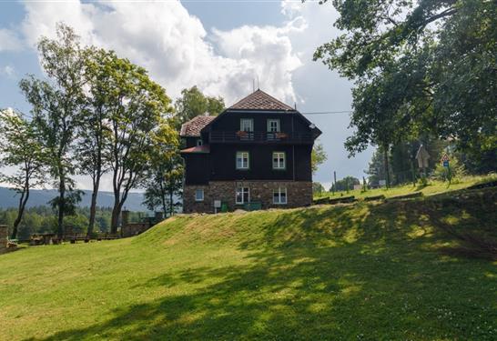 Chata Šumava - Hojsova Stráž - Levně