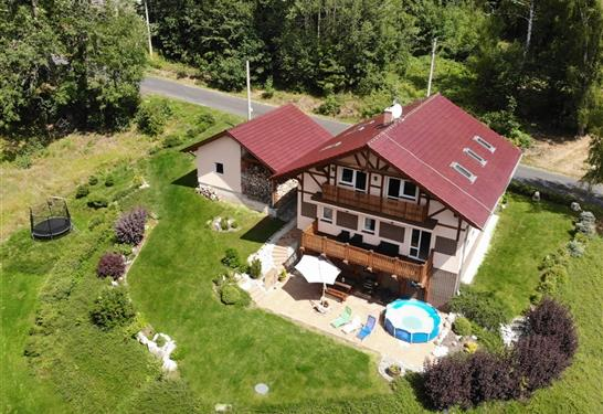 Chalupa Summer Winter House - Nejdek - Ubytování Karlovy Vary