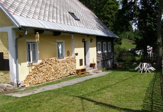 Chalupa Smržovka - Smržovka - Chaty a chalupy k pronájmu - Jizerské hory