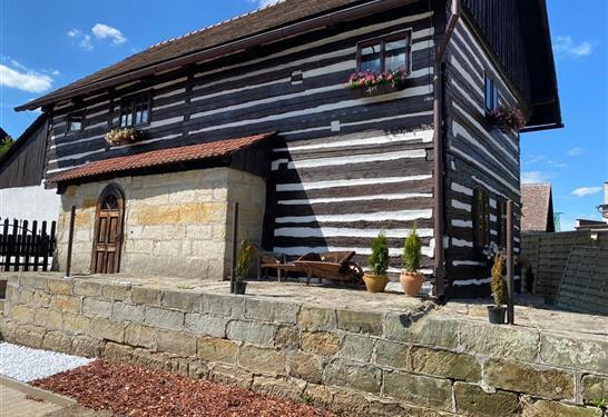 Chalupa Roubenka - Březovice - Ubytování u Máchova jezera
