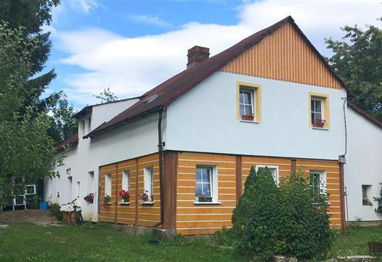 Chalupa U Žabáka - Jablonné v Podještědí - Liberec v květnu