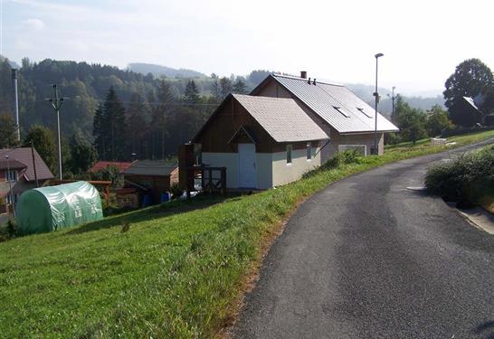 Chata Domek Pod Kamencem - Jablonec nad Jizerou - v srpnu