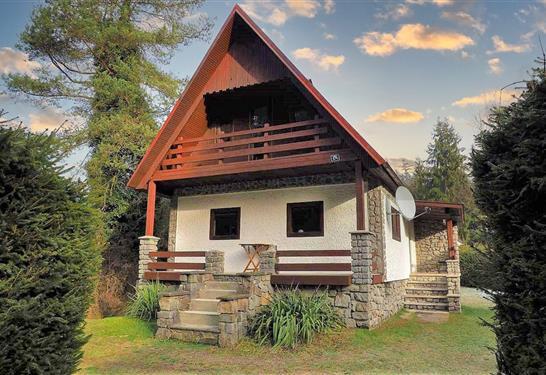 Chata Strážkovice Strážkovice