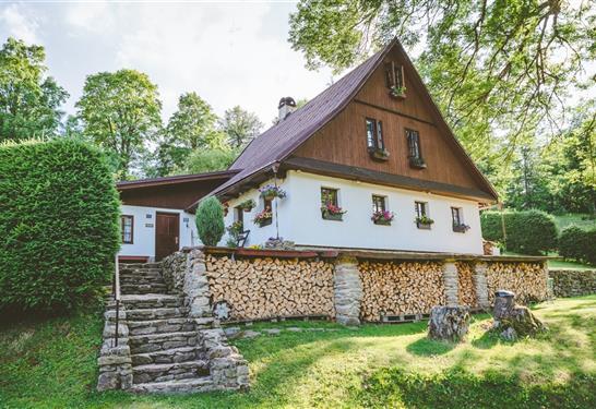 Chalupa U Matěje - Bartošovice v Orlických horách - Zimní dovolená a zimní prázdniny v Orlických horách
