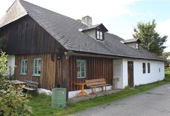 Chalupa Venkovská chata - Zdíkov - Chaty a chalupy k pronájmu - Šumava