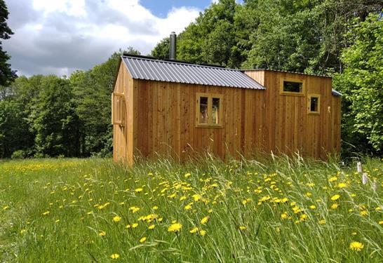 Glamping Ubytování v přírodě Výprachtice