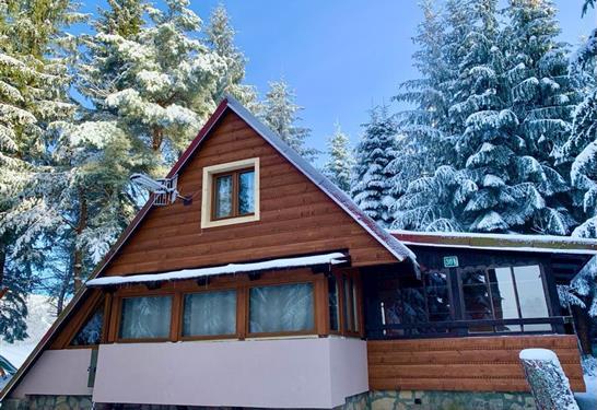 Chata Lucia - Donovaly - Dovolená Nízké Tatry - Nízké Tatry 2021/2022