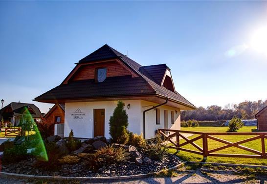 Chata Holiday House SABALA 1 Stará Lesná