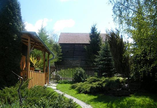 Chata  - Jakubovany - Dovolená na Slovensku 2021/2022 - Slovensko 2021/2022