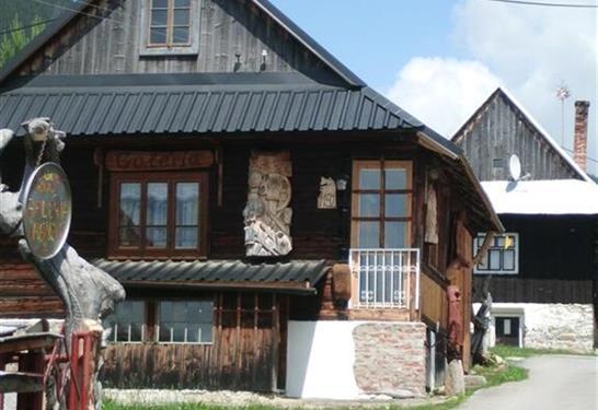 Chalupa Drevenica Art Galery - Liptovská Lúžna - Dovolená Nízké Tatry - Nízké Tatry 2021