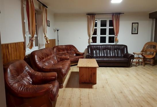 Chalupa Španka - Špania Dolina - Dovolená Kremnické vrchy - Kremnické vrchy 2021/2022