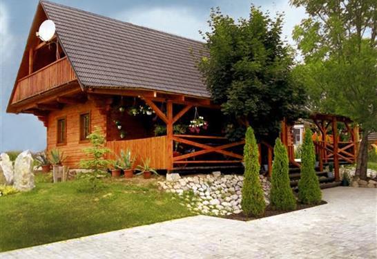 Chata Zbojnická drevenica 1 - Demänovská Dolina - Dovolená Liptov - Liptov 2021/2022