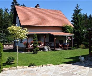 Chata pod Pustevnami Prostřední Bečva