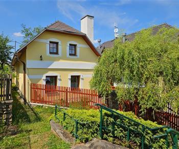 Chalupa Borovnice Borovnice
