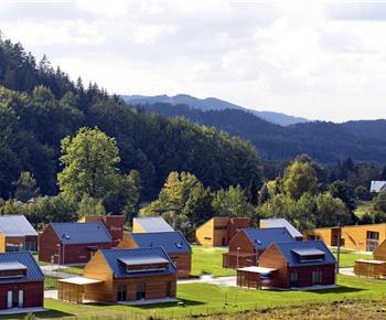 Chatová osada Bečva resort Horní Bečva
