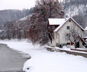Rekreační dům Štrauska Hradec nad Moravicí