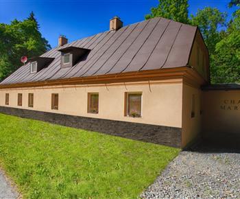 Chata Marion Karlov pod Pradědem