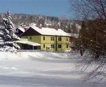 Apartmánový dům Pension Mariánská Jáchymov