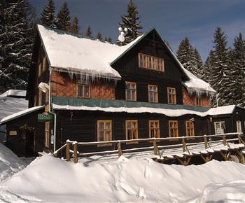 Horská chata Návrší Staré Město pod Sněžníkem