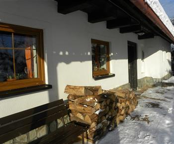Chata Pohoda Vlčice