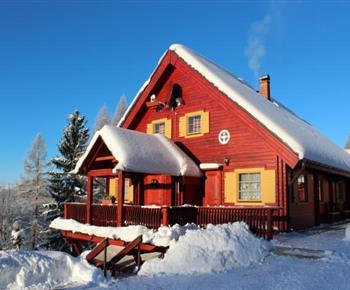 Apartmánový dům ChalupaTara Albrechtice v Jizerských horách