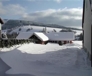 Penzion Köhler Deštné v Orlických horách