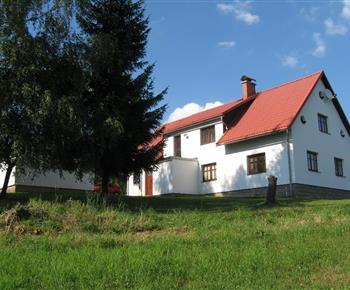 Chata Na horách Jestřabí v Krkonoších