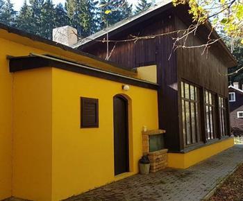 Chata Retro Slapy Křečovice