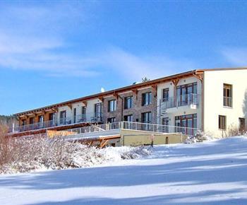Apartmánový dům Rezidence Club Canada Lipno nad Vltavou
