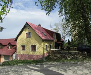 Rekreační dům Pod Kaštany Horní Stropnice