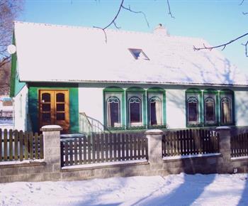 Chata Pod kostelem Mezina