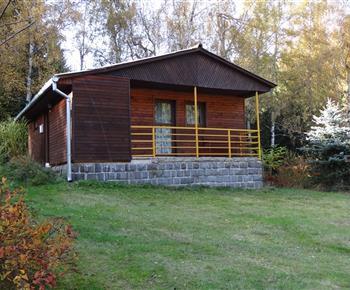 Chata Yukon Tři Studně