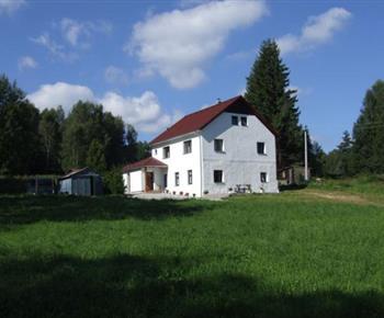 Chalupa Ubytování na Šumavě Nová Pec