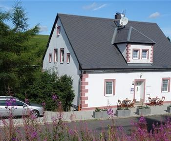 Rekreační dům vila Meluzína Háj