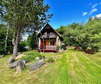 Chata Turovka Horní Cerekev