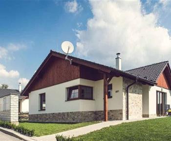 Rekreační dům Lipno-Typ BA6-2 Lipno nad Vltavou