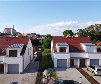 Apartmánový dům Na hradbách Mikulov