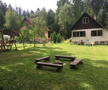 Chata Tomáš Borovany