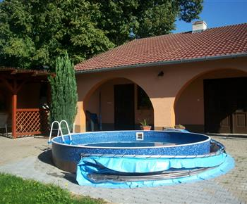Rekreační dům CZ7321 Kašnice